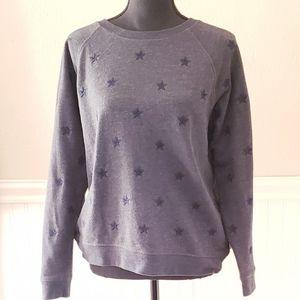 Levi's Star embroidery sweatshirt